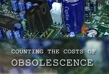 E-waste Footprint and The Cost of Obsolescence