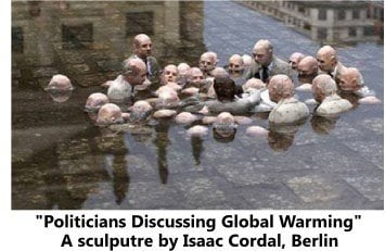 Forget Canvassing National Governments Over Climate Change – Talk to Your Mayor Instead