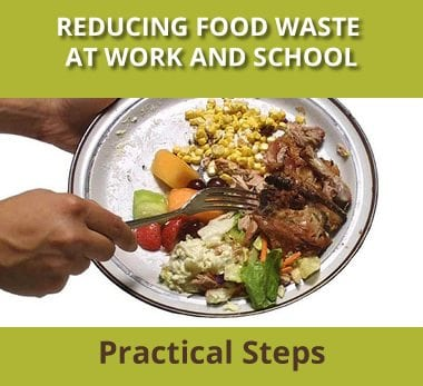 Reducing Food Waste at Work and School – Part 2: Practical Steps