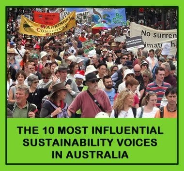 Revealed: The 10 Most Influential Sustainability Voices in Australia