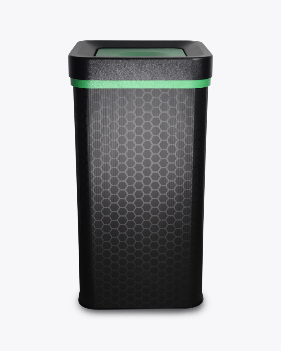 Organic Food Waste Compost FLIP Bin – 60L Green Ecobin