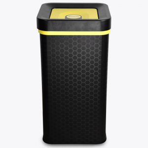 60L Ecobin Flip_Yellow_MAIN