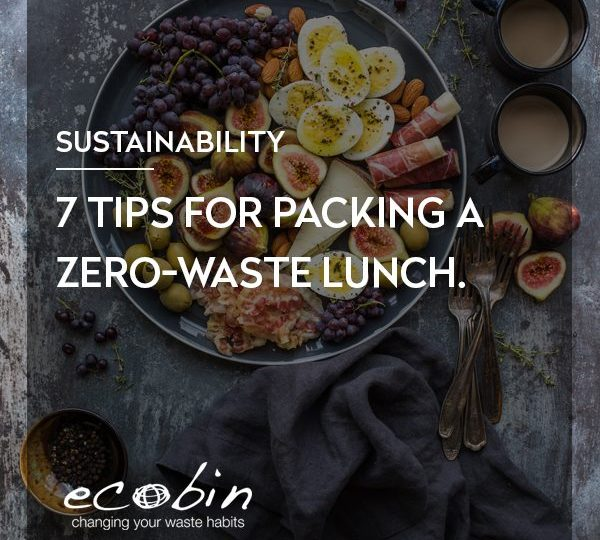 7 Tips for Packing a Zero-Waste Lunch