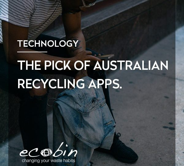 The Pick of Australian Recycling Apps