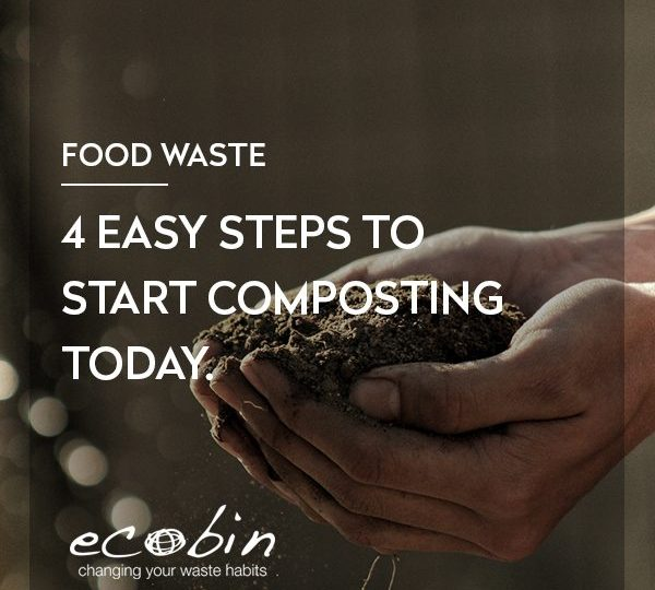 4 Easy Steps to Start Composting Today