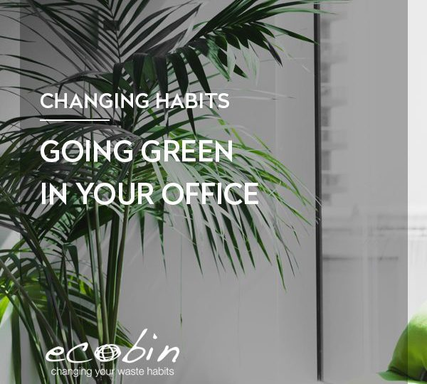 Going Green in your Office
