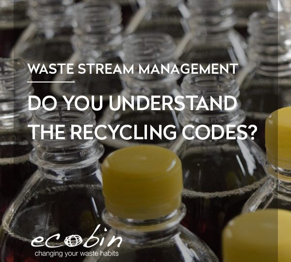 Do you understand the recycling codes?