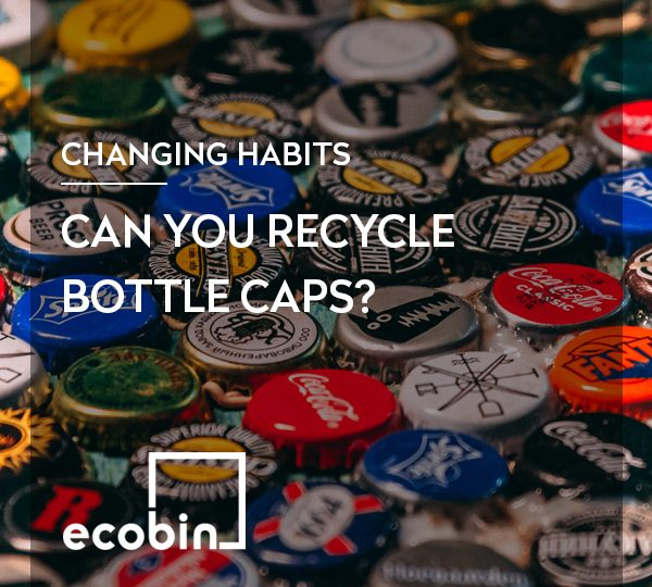 Can you recycle bottle caps?