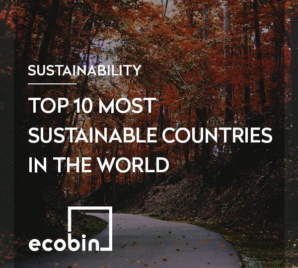 Top 10 most sustainable countries in the world